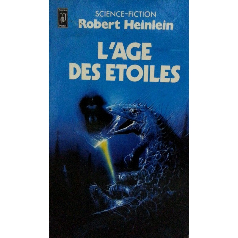 Robert Heinlein - L'âge des étoiles