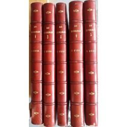 Victor Hugo - Les misérables, 5 Tomes
