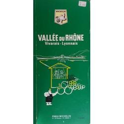 Guide de tourisme Michelin : Vallée du Rhône, Vivarais - Lyonnais