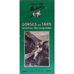 Guide de tourisme Michelin : Gorges du Tarn, Cévennes - Bas Languedoc