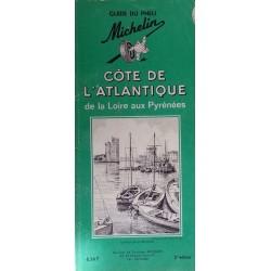 Guide de tourisme Michelin : Côte de l'Atlantique, de la Loire aux Pyrénées