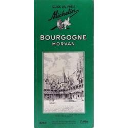 Guide de tourisme Michelin : Bourgogne, Morvan