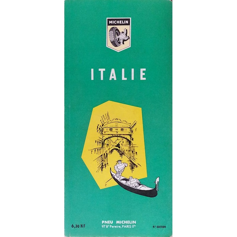 Guide de tourisme Michelin : Italie