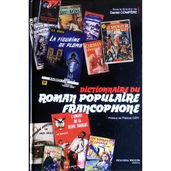 Daniel Compère - Dictionnaire du roman populaire francophone
