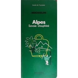 Guide de tourisme Michelin : Alpes, Savoie - Dauphiné - 1981