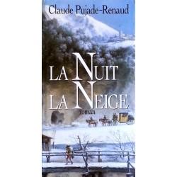 Claude Pujade-Renaud - La nuit la neige