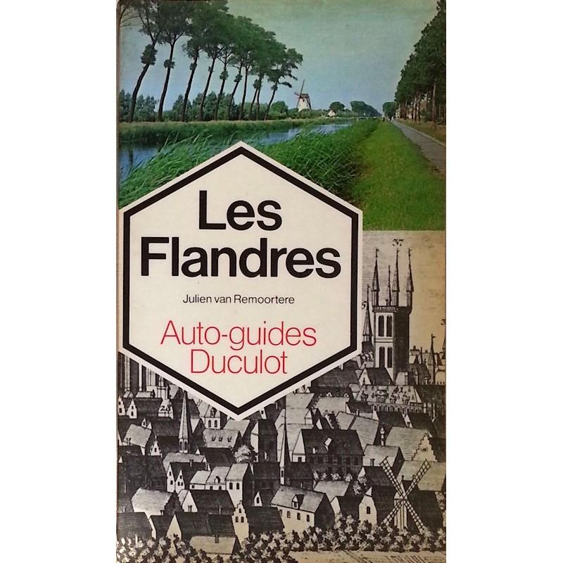 Julien van Remoortere - Les Flandres : Auto-guide Duculot