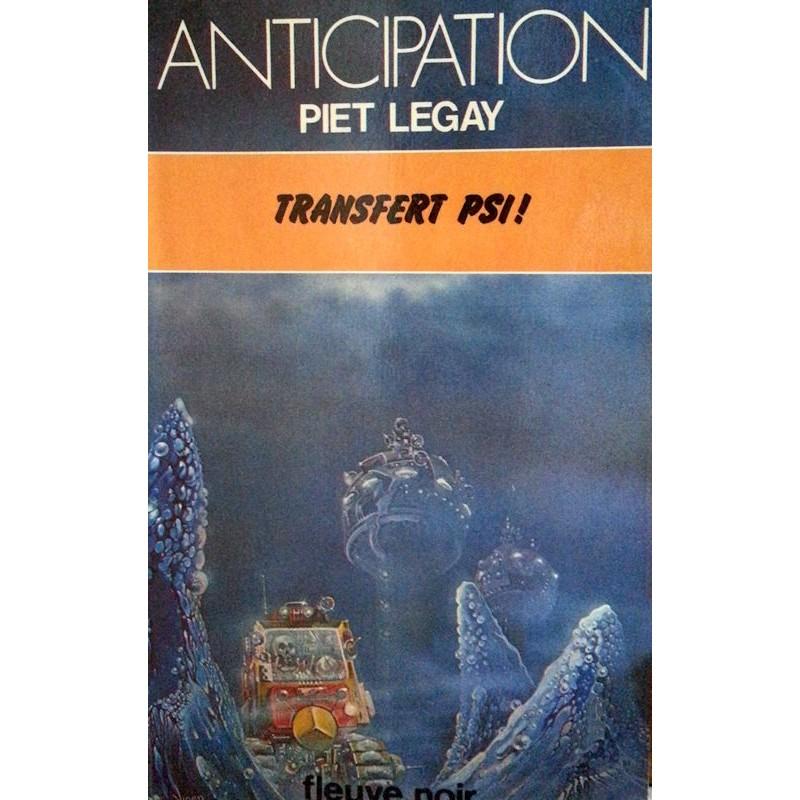 Piet Lagay - Transfert psi !