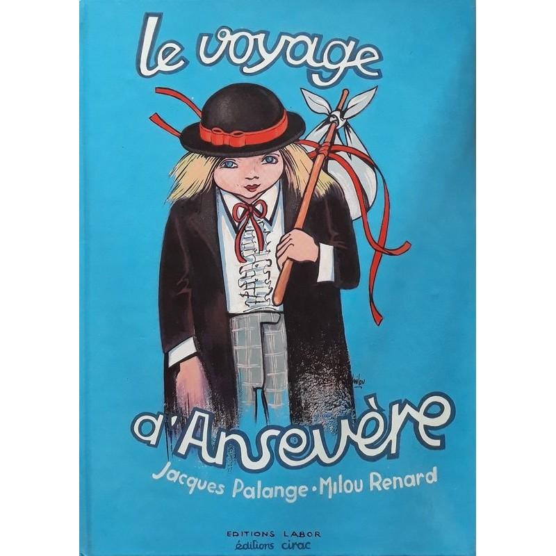 Jacques Palange - Le voyage d'Ansevère