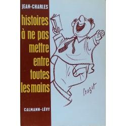 Jean-Charles - Histoires à ne pas mettre entre toutes les mains