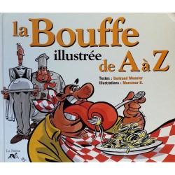 Bertrand Meunier & Monsieur B. - La bouffe illustrée de A à Z