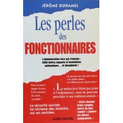 Jérôme Duhamel - Les perles des fonctionnaires