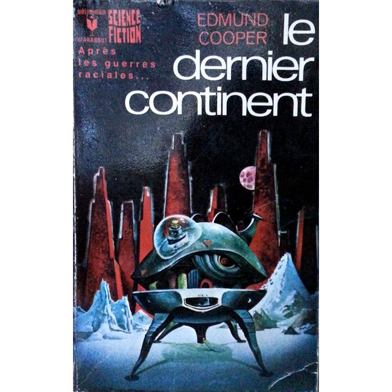 Edmund Cooper - Le dernier continent