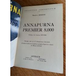 Maurice Herzog - Annapurna premier 8.000