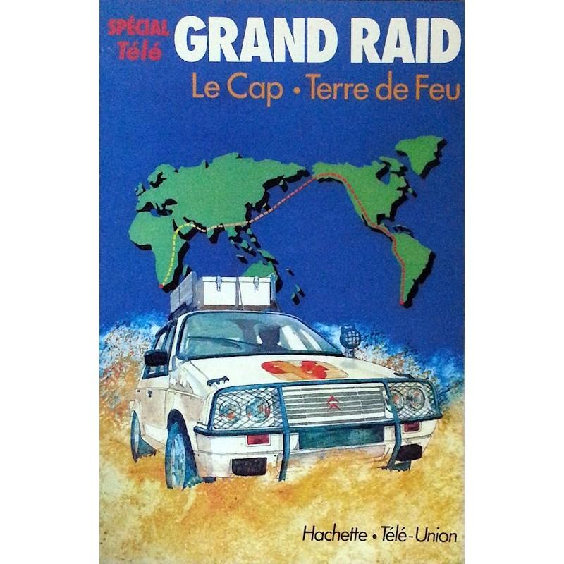 Pierre Kohler - Grand raid : Le Cap - Terre de feu