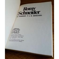 S. Pommier & P.J.-B. Benichou - Romy Schneider