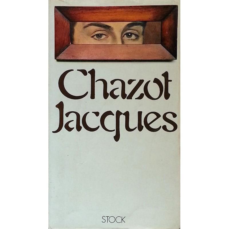 Jacques Chazot - Chazot Jacques