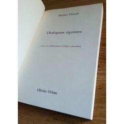 Michel Piccoli - Dialogues égoïstes
