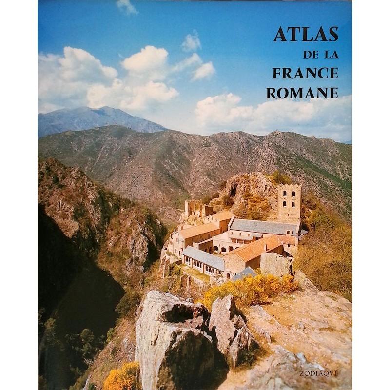 Pauline de La Malène - Atlas de la France Romane