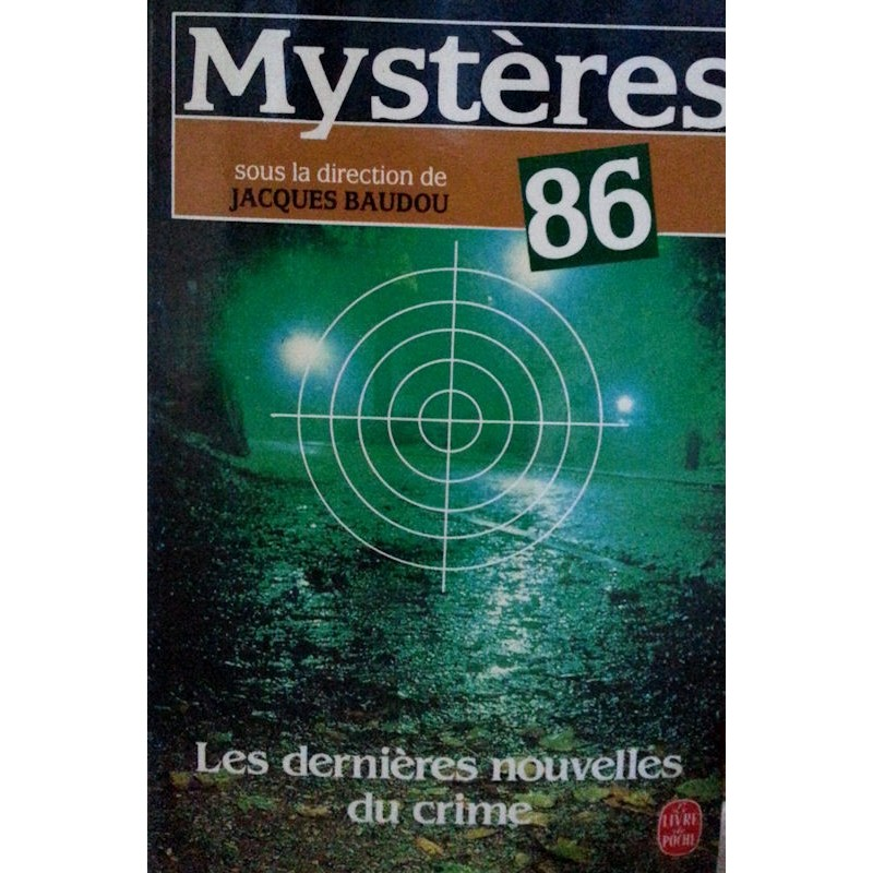Jacques Baudou - Mystères 86