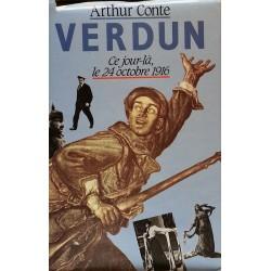 Arthur Conte - Verdun, 24 octobre 1916