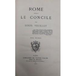 Louis Veuillot - Rome pendant le concile, Tome 1