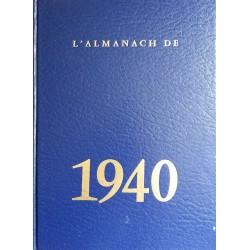 Jacques Marseille & Daniel Lefeuvre - L'almanach de 1940
