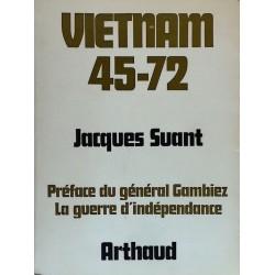 Jacques Suant - Vietnam 45-72