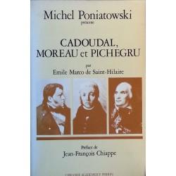 Emile-Marco de Saint-Hilaire - Cadoudal, Moreau et Pichegru