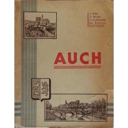 Guide illustré de la ville d'Auch : De son Musée à sa Cathédrale