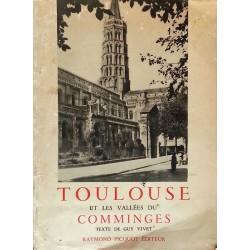 Guy Vivet - Toulouse et les vallées du Comminges