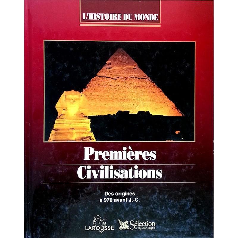 Premières civilisations, des origines à 970 avant J.-C.