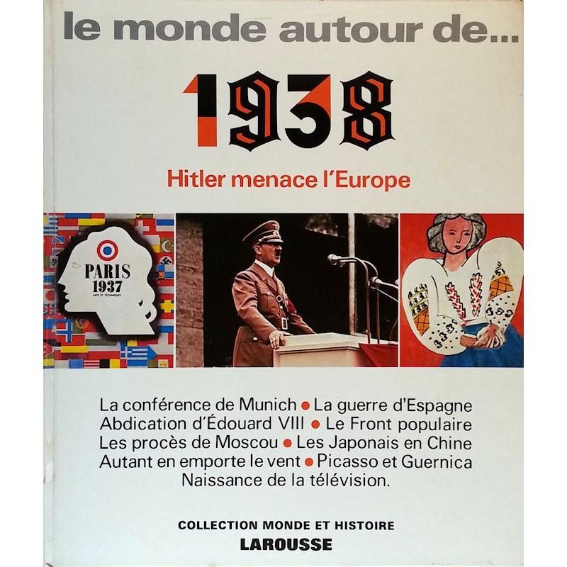 Le monde autour de 1938