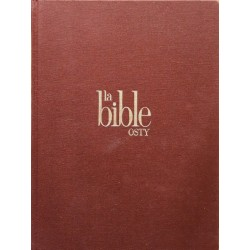 Émile Osty - La Bible Osty