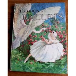 Shirley Goulden - Histoires de Ballets