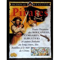 Fiction ou réalité : Pirates