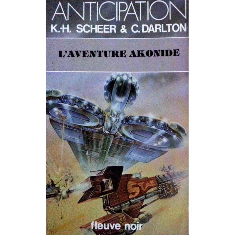 K.-H. Scheer & C. Darlton - L'aventure Akonide