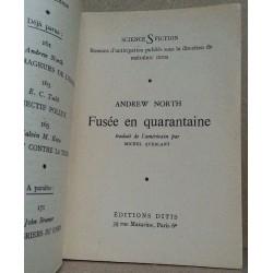 Andrew North - Fusée en quarantaine