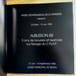 Musée départemental de la tapisserie : Aubusson