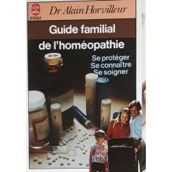 Alain Horvilleur - Guide familial de l'homéopathie (format poche)