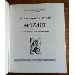 F. Hindercks-hutscher - Mozart : Un prodigieux gamin