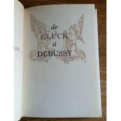 Alfred Leroy - De Gluck à Debussy