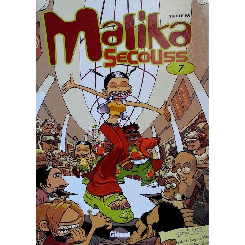 Téhem - Malika Secouss, Tome 7 : Frais style