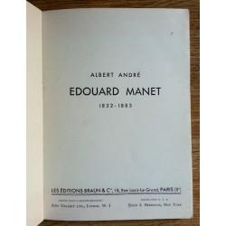 Albert André - Édouard Manet (1832-1983)