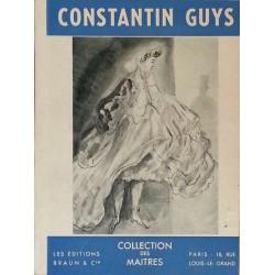 Claude Roger-Marx - Constantin Guys (1802-1892)