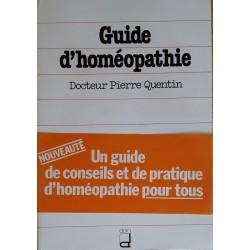 Pierre Quentin - Guide d'homéopathie
