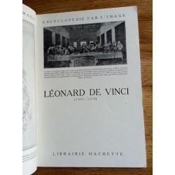 Léonard de Vinci (1452-1519) : L'encyclopédie par l'image