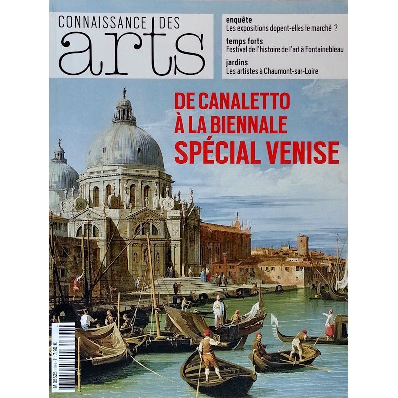 De Canaletto à la Biennale : Spécial Venise