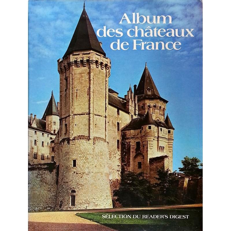Album des châteaux de France
