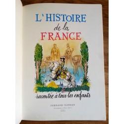 L'histoire de France racontée à tous les enfants